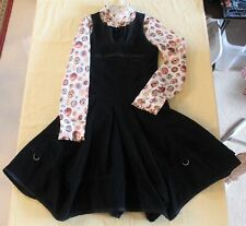 Gorgeous Girls Jottum Navy Siel Dress, sz 152, from Winter 2009 Collection
