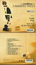 CD - Umberto Tozzi Le Meilleur De Umberto Tozzi - Best Of / Comme Neu Like Neu