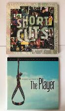 Robert Altman Criterion Collection Set: The Player & Short Cuts Laserdisc LD