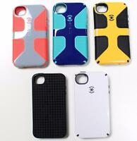 Speck APPLE iPhone 4 4s Case Candyshell Grip white/black/pink Cover Shell Bumper