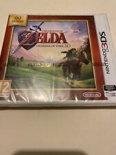 😍 jeu nintendo 3ds neuf blister fr the legend of zelda ocarina of time 3d link