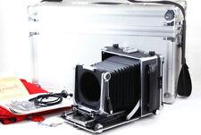 Ex++ Linhof Master Technika 4x5 Large Format Body w/Aluminum Box + Strap