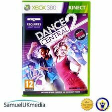 Dance Central 2 - Kinect Compatible (Xbox 360) **IN A BRAND NEW CASE**