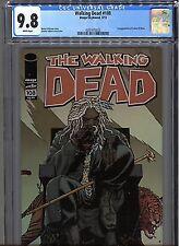 Walking Dead #108 CGC 9.8 King Ezekiel & Shiva 100 92 130 132 27 10 19 1 2 8 138