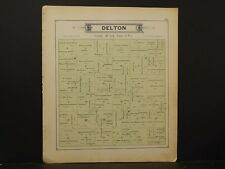 Minnesota, Cottonwood County Map, Delton Township, 1896 !K4#91