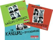 Kling Das Känguru-Chroniken + Das Känguru-Manifest + Die Känguru-Offenbarung NEU