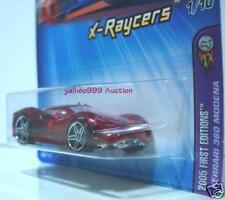 Hot Wheels Ferrari 360 Modena ~ X-Raycers 1/10 ~HKS AMG