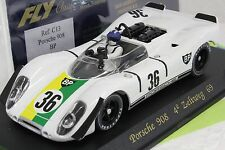 FLY C13 BP PORSCHE 908 MASTON GREGORY -ZELTWEG- NEW 1/32 SLOT CAR IN DISPLAY