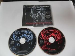The Almighty – Powertrippin' (2CD 1993)  Hard Rock / UK Pressing