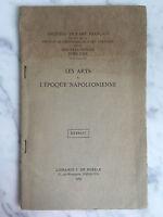 I Arti L'Napoleonica Estratto F.di Nobele 1969