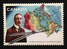 Canada #2160 MNH, Atlas of Canada Centenary Stamp 2006