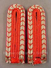 94276 Feuerwehr, Paar Schulterstücke für Feuerwehrmänner der Feuerschutzpolizei