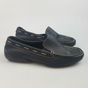 Women's ROCKPORT '25941' Sz 6 Shoes Black Near New Loafers | 3+ Extra 10% Off