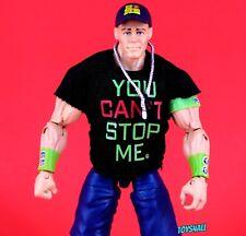 John Cena WWE Mattel Elite Series Wrestling Action Figure_s38