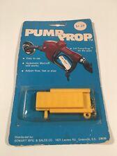 Pump Prop, Vintage 1980's, Keychain, Gas Pump Trigger Holder, NIP,