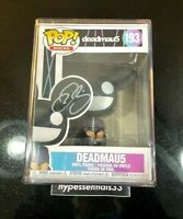 Funko POP Deadmau5 #193 Autographed Signed In Hand