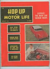 January 1954 Hop Up Magazine Volume 3 Number 6 McCulloch Supercharger