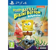 PS4 Spongebob Squarepants: Battle for Bikini Bottom Rehydrated - Currys