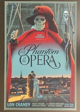 """""""PHANTOM OF THE OPERA"""" LAURENT DURIEUX LIMITED EDITION SCREEN PRINT $145!"""