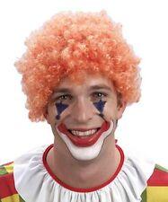 Perruque Afro orange Pop frisée 26010 fetes soirée carnaval deguisement costume
