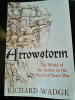 Arrowstorm by Richard Wadge (Paperback, 2009)