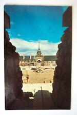 Postcard Fortress Of Louisbourg Nova Scotia Canada Collectible Architecture