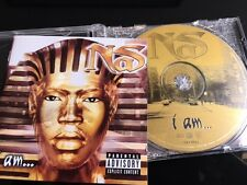 Nas ‎– I Am... CD ALBUM