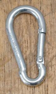 M6 6mm Climbing Carabiner Clip Snap Locking Spring Hook