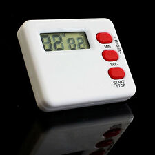 LCD Timer 99 Minute Count-down Sport Study Rest Digital Kitchen Clock Mini Hot