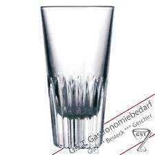 6 Stück Rialto Gläser Rialtobecher Realo 16 cl Arcoroc Longdrinkglas