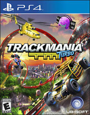 TrackMania Turbo (Sony PlayStation 4, PS4) - BRAND NEW