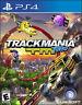 TrackMania Turbo (Sony PlayStation 4, 2016) Brand New Sealed