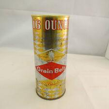 Vintage Grain Belt, empty beer can, pull tab, 16 oz