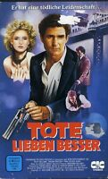 VHS Tote lieben besser - Treat Williams, Virginia Madsen - 92 Minuten
