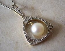 Pearl Necklace Edwardian Fine Jewellery