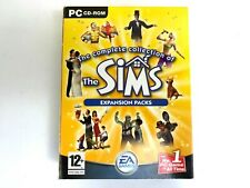 The Complete Collection of The Sims Expansion Packs - No Codes
