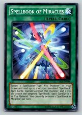 Spellbook Of Miracles - Yugioh Card - Mint / Near Mint Condition