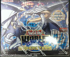 Yu-gi-oh! Yugioh World Superstars Factory Sealed 1st Edition Booster Box