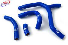 Honda Crf 450 R 2015-2016 Alto Rendimiento De Silicona Radiador Mangueras (y-kit) Azul