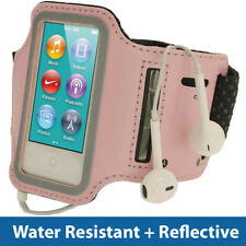 Pink Anti-Slip Sports Jogging Armband for New Apple iPod Nano 7th Generation 7G