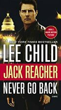 Jack Reacher: Never Go Back (Jack Reacher Novels),Lee Child