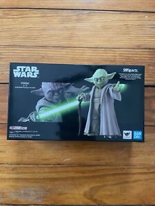 S.H. Figuarts Yoda STAR WARS Revenge of the Sith Bandai Limited New