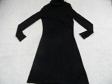 MARC O POLO schönes Jersey-Rollkragenkleid schwarz Gr. 38TOP 819