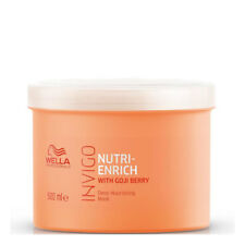 Wella Professionals Invigo Nutri-Enrich Deep Nourishing Mask 500ml Goji Berry
