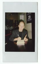 Scott Hamilton - Olympic Figure Skater - Original Polaroid Photograph