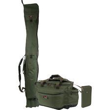 TF Gear NUOVO Banshee set di bagagli da pesca della carpa, Zainetto, BORSONE E Rig Wallet