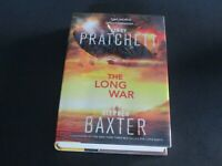 Long Earth: The Long War by Terry Pratchett and Stephen Baxter. 1st/1st.