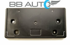2011-2014 CHEVROLET CRUZE FRONT LICENSE PLATE TAG BRACKET HOLDER NEW 95051455