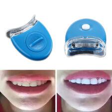 Blue LED Teeth Whitening Accelerator UV Light Dental Laser Lamp Light Tool