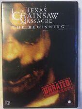 THE TEXAS CHAINSAW MASSACRE: THE BEGINNING - Region 2 - DVD
